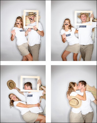 Puerto Vallerta photo booth
